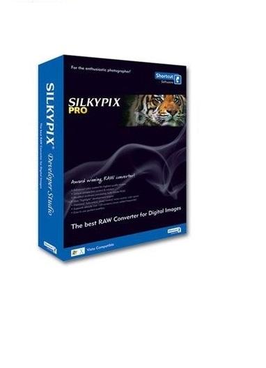 silkypix pro 7 download