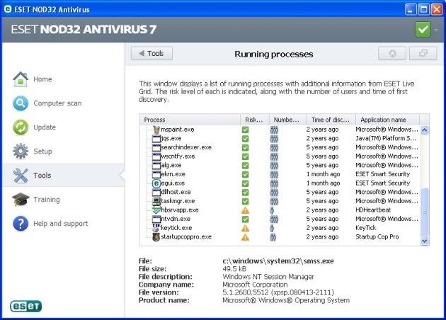 eset nod32 antivirus 7 username and password 2019