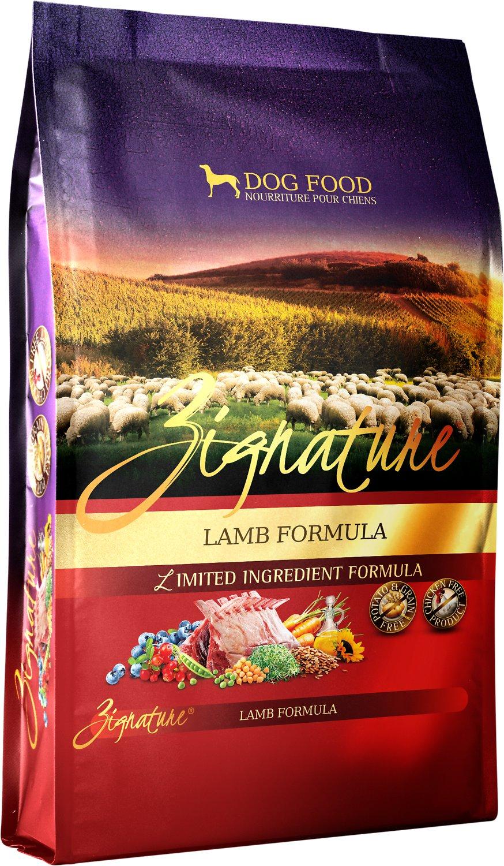 Best Lamb Dog Food